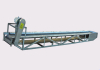 Rendering plants machine belt Conveyor