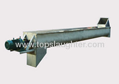 meat processing equipment Spiral conveyor
