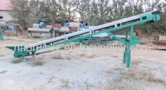 conveyor blet for sorting goods