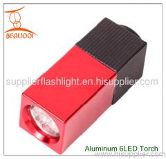 Aluminum LED Promotional Flashlight