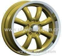 NEW STYLE ALLOY WHEELS