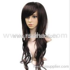 Ladies full lace human hair wigs