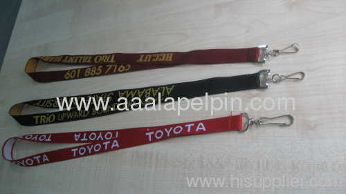high qaulity printed lanyards