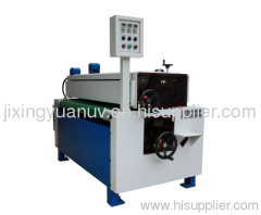 single roller coater equipment