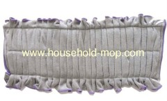 Microfiber Mop Pad 100Ct Box Color-Coded Velcro