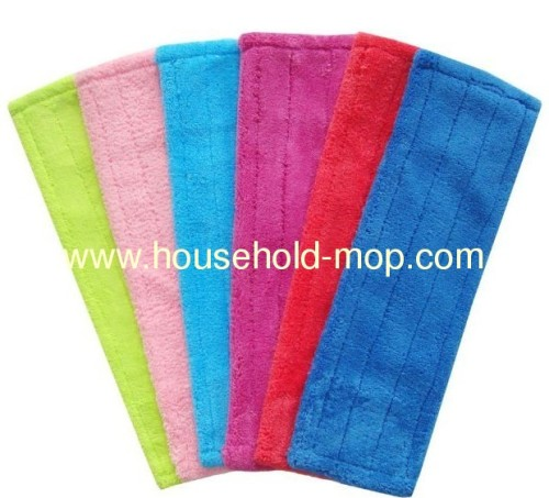 Easy to wash for house Microfiber mop pad