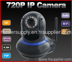 P2P wireless IP camera