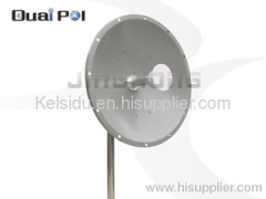5GHz Dish Antenna Gain 29dBi