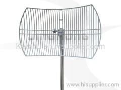 2.4GHz Grid antenna Gain 19dBi