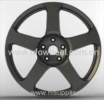 Spoke auto alloy wheels