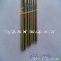 St52.4 E355 Galvanized Steel Tube Zinc Coated