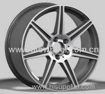 HOT SELLING ALLOY WHEELS SILVER