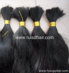 100% human hair bulks
