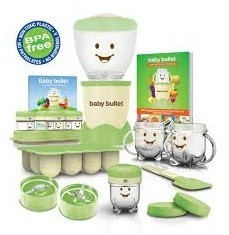 3 in 1 BABY FOOD PROCESSOR baby food blender