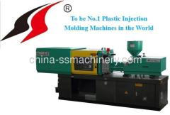 Computer controlled injection molding machine