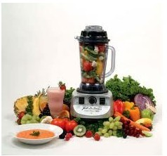 Jack LaLanne's Health Master 100 furit juicer food blender