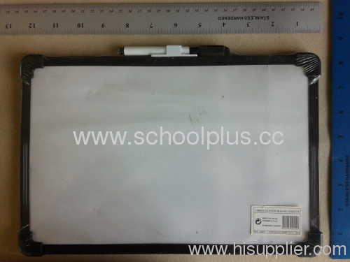 practical magnetic dry erase board with marker