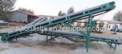 60 type conveyor belt for plastic machine