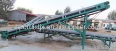 60 type conveyor belt for plastic machine