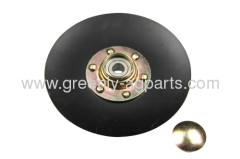 G8JDCD AA33061 AA58321 disc seed opener assembly for John Deere planter covering wheel