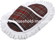 Super Soft Floor Cleaning Chenille Microfiber Slipper