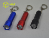 Colorful promotion led key chain light with 18000MCD output