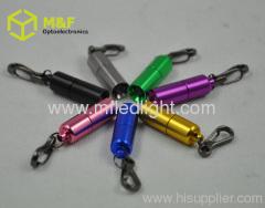 colorful mini led keychain light ningbo