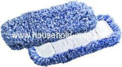 Microfiber loop mop pad microfiber cleaning sweeper