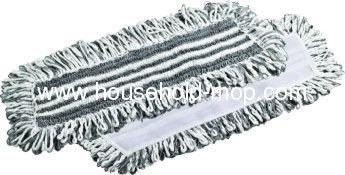 """Industrial Microfiber Mop Pads- 24"""" (2-pack)"""
