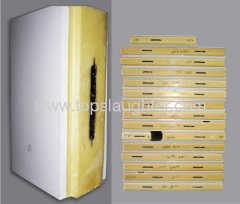 Blast Room Cold Storage Board