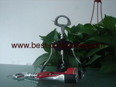 Top Deluxe Wine Bottle Corkscrew
