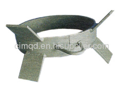 P-ring Anchor, hot dipped galvanized or painted