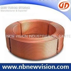 Air Conditioner Inner Grooved Copper Coil