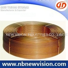 Inner Grooved Copper Coil for HVAC