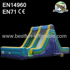 Adult Large Inflatable Slide