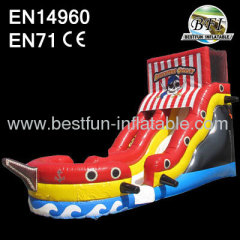 Inflatable Adventure Pirate Slide