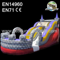 Inflatable Kids Castle Slide