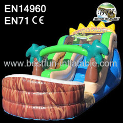 Commercial Inflatable Beach Slide
