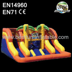 Children Inflatable Bounce Combo
