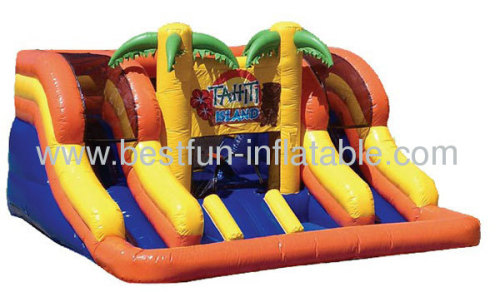 Inflatable Slide Bounce Combo