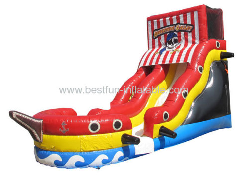 Adventure Galley Pirate Slide
