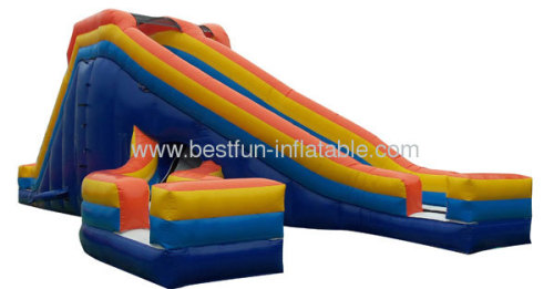 Large Inflatable Criss Cross Slide