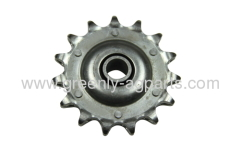 AG2437 Case-IH Chain 15 tooth sprocket for cornhead machinery