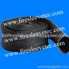 Heat Treated and Saturated Fiberglass Sleeving