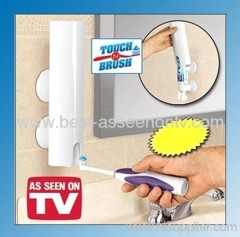 touch N Brush holder set toothpaste squeezer