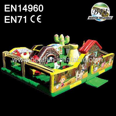 Inflatable Little Farm Park