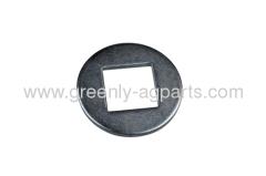 A16690 John Deere Tye/Burch axle washer for cast rion bumper witn zinc covered