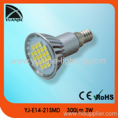 E14 5050x21pcs led spotlight lamp