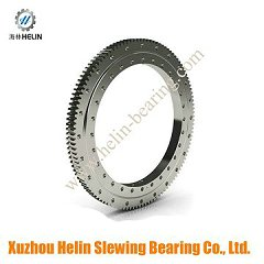 Crane slewing bearing ring