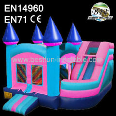 Inflatable Slide Bouncer Combo